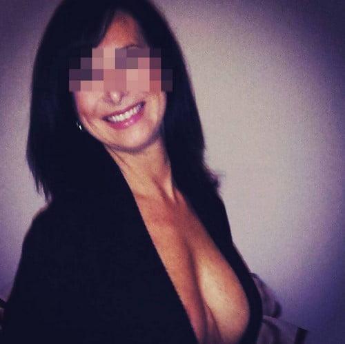 Femme libertine ex-échangiste pour aventure cougar parisienne
