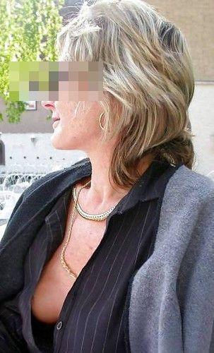Femme très mûre cherche sexe en IDF avec hommes