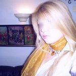 Blonde en chaleur cherche queue black pour baise hard