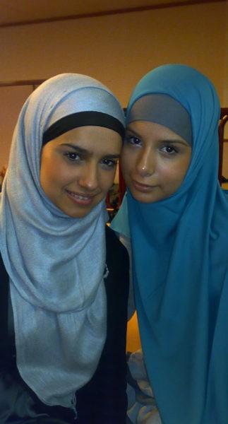 2 copines du Maroc pour rencontre en IDF (on fait nos plan toujours ensemble)
